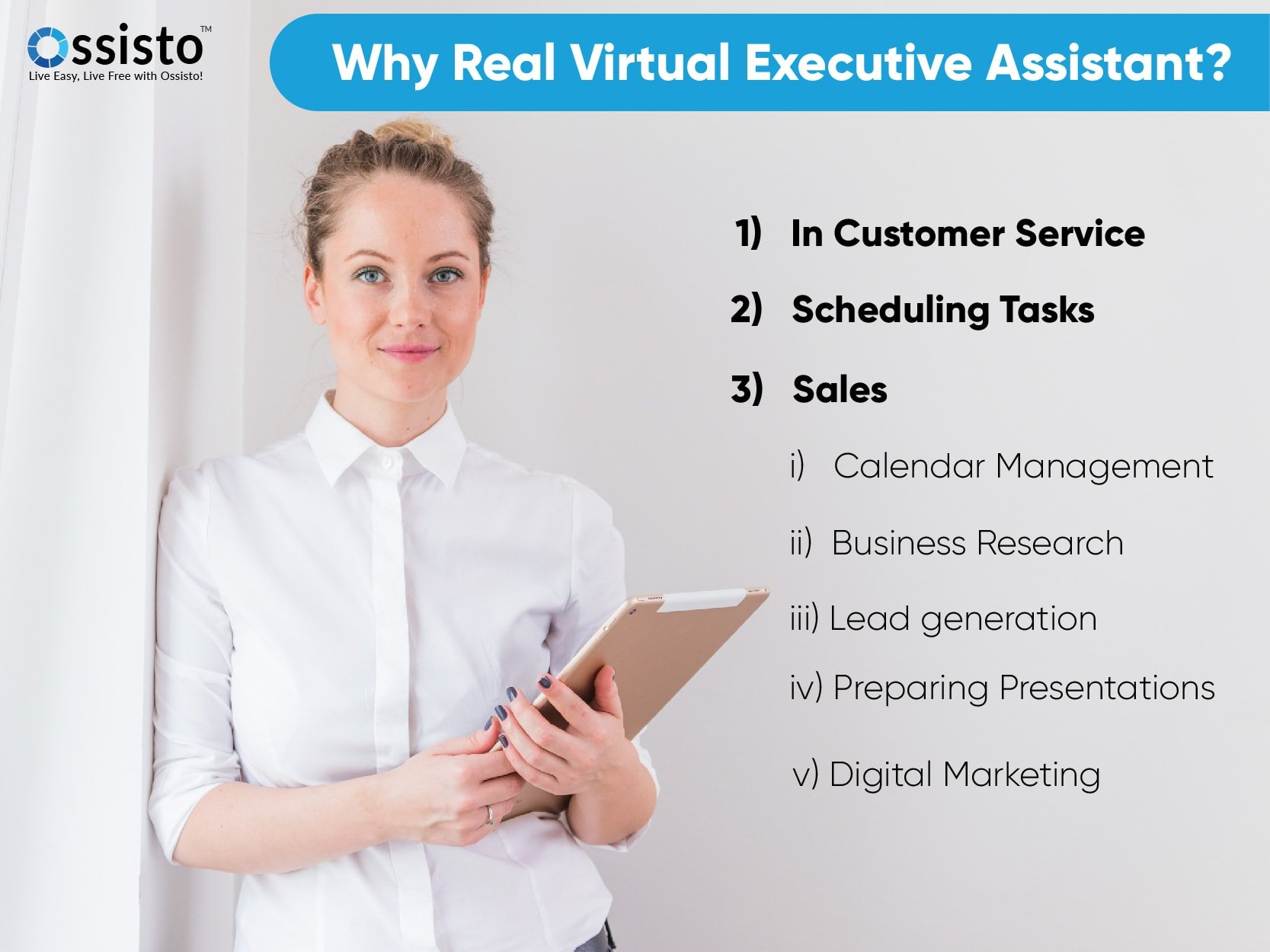 Here's Why a Real Virtual Executive Assistant Is Preferable Over AI