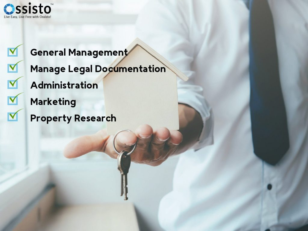 Property management client services