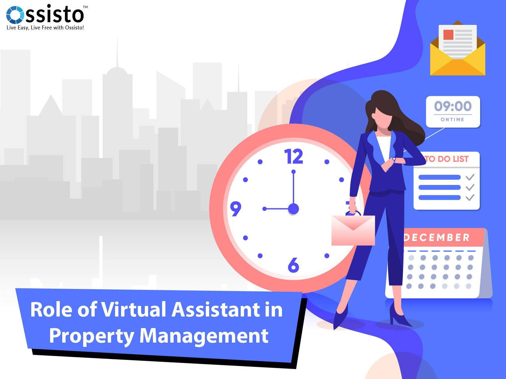 Role of Virtual Assistant in Property Management