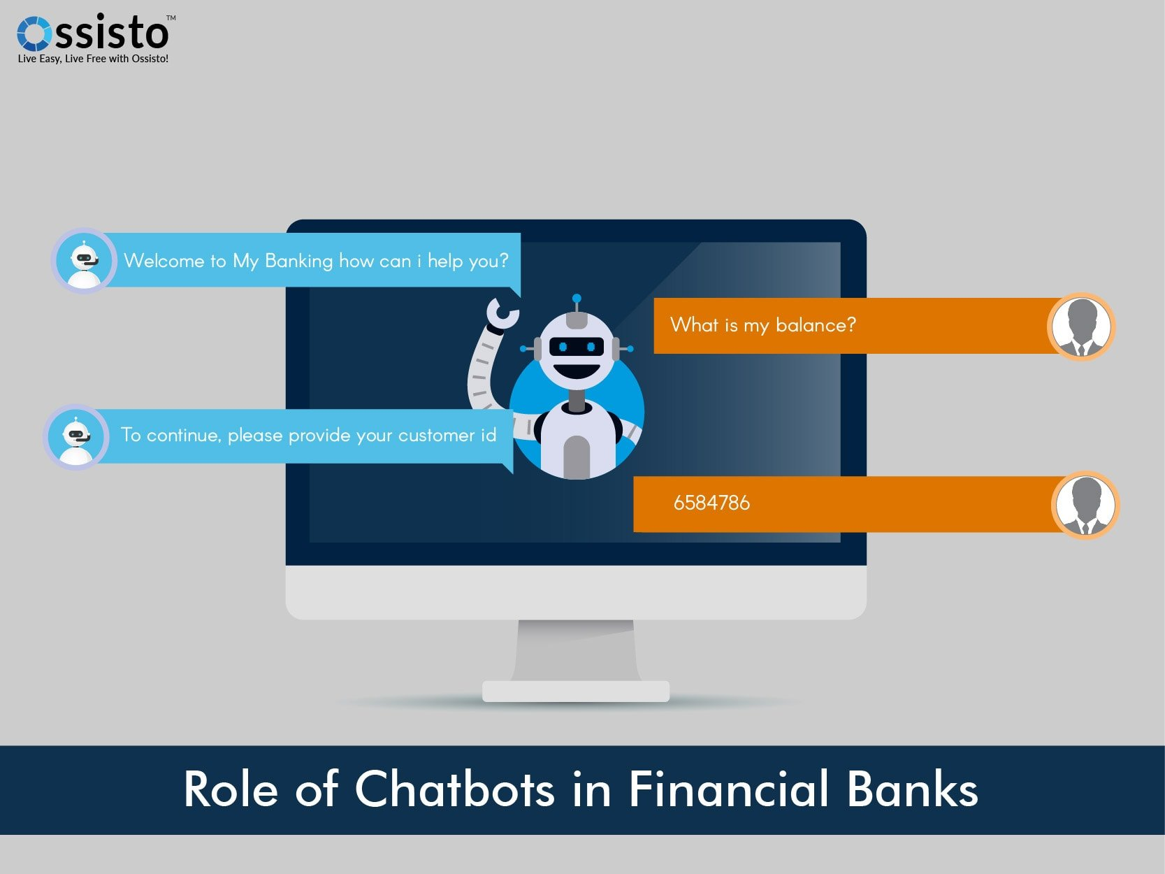 Role of Chat Bot in Financial