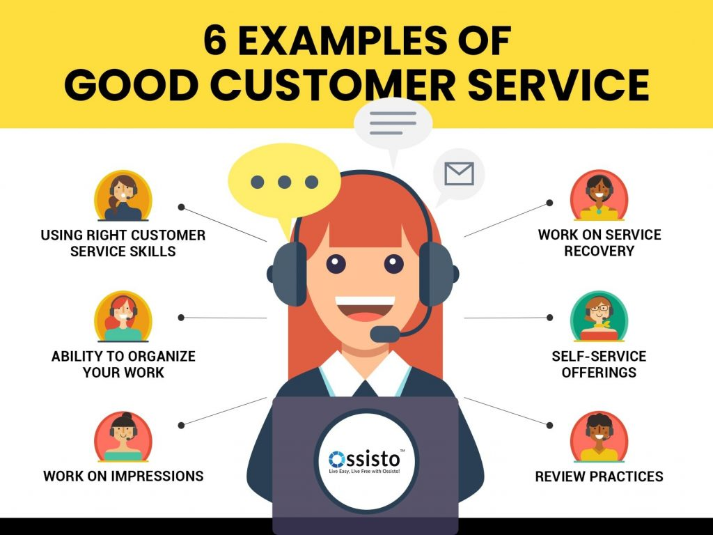 6 Examples of Good Customer Service