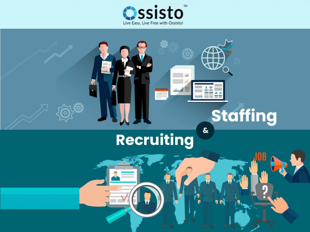 Differences between Staffing and Recruiting