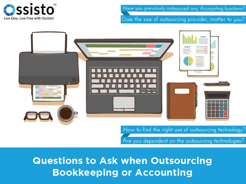 Questions to Ask when Outsourcing Bookkeeping or Accounting