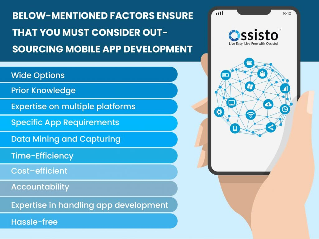 Factors to Consider before Outsourcing Mobile App