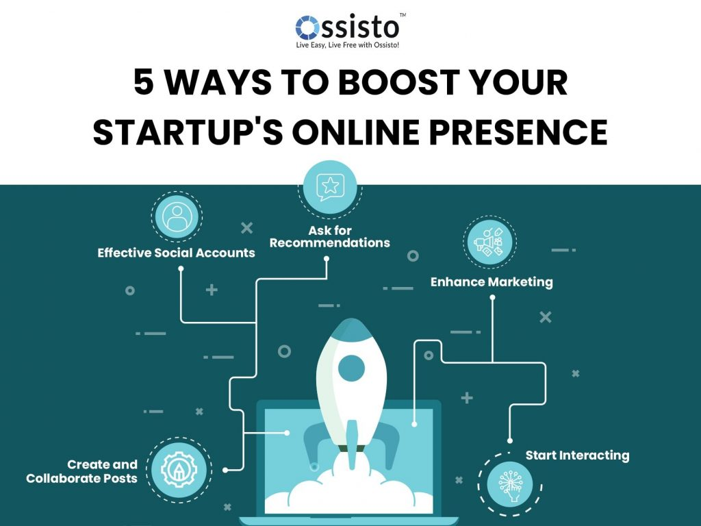 5 Ways to Boost Your Startup's Online Presence