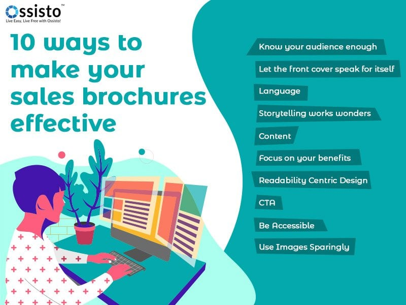 10 Ways To Make Your Sales Brochures Effective