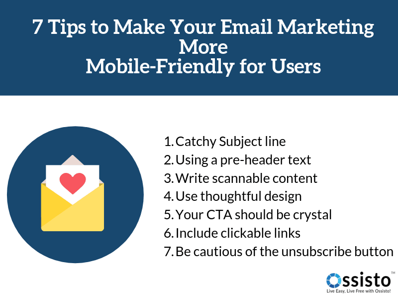 7 Tips to Make Your Email Marketing More Mobile-Friendly for Users