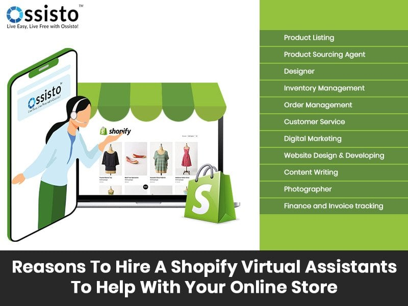 Sopify virtual assistant services