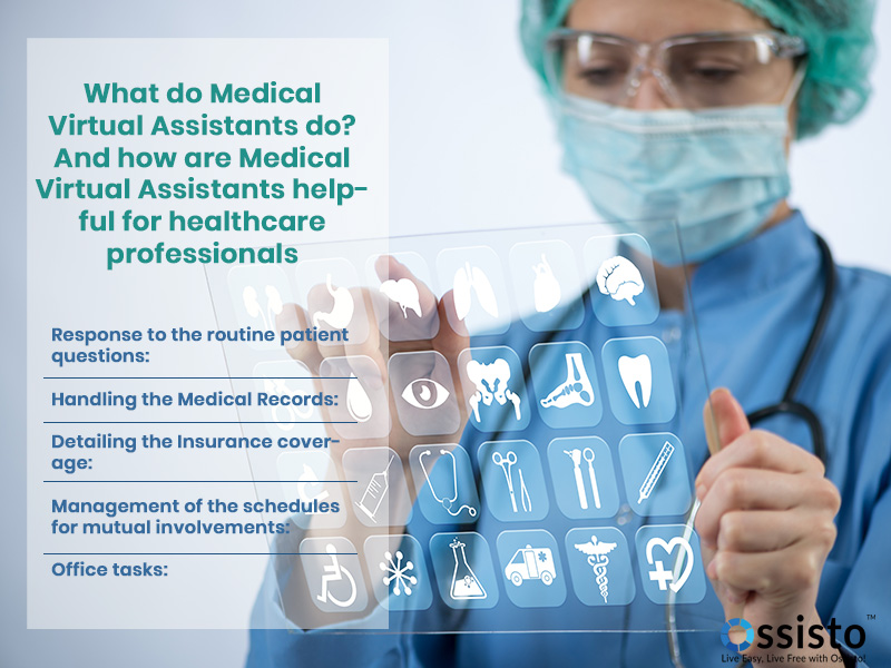 medical virtual assistant