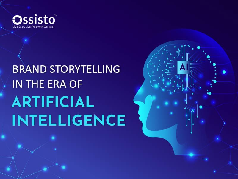 Brand storytelling in the era of Artificial Intelligence