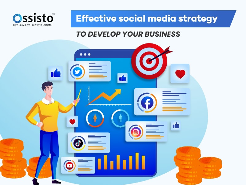 Effective social media strategy to develop your business